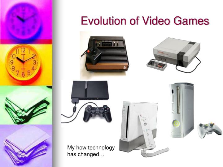 Evolution of Video Games