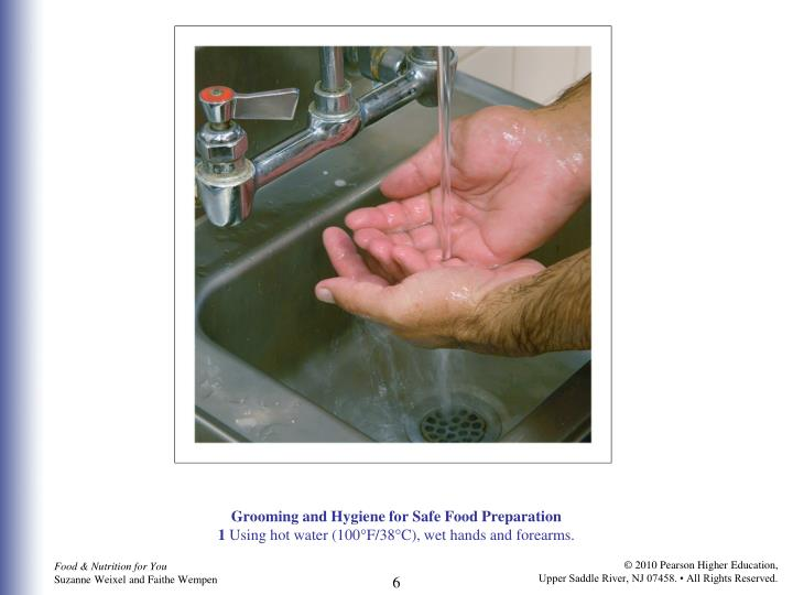 Grooming and Hygiene for Safe Food Preparation