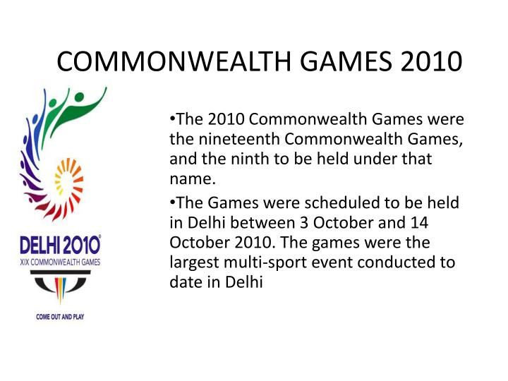 commonwealth games 2010 n.