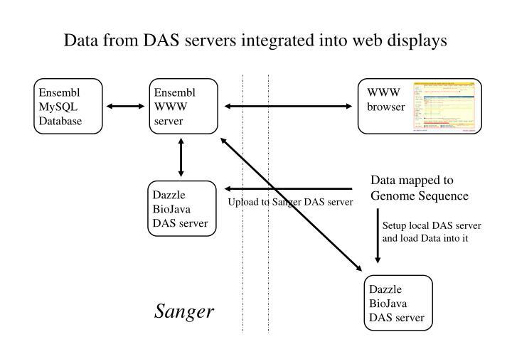 Ensembl MySQL Database