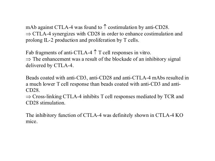 The b7 cd28 pathway is much more complicated than expected
