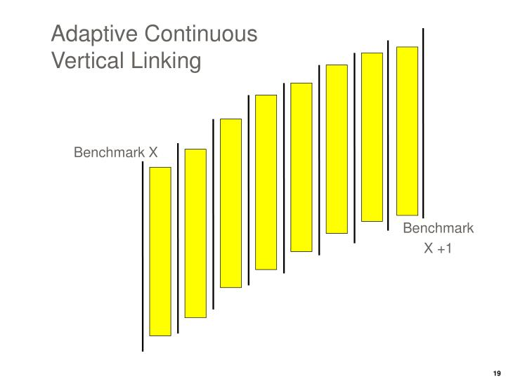 Adaptive Continuous Vertical Linking