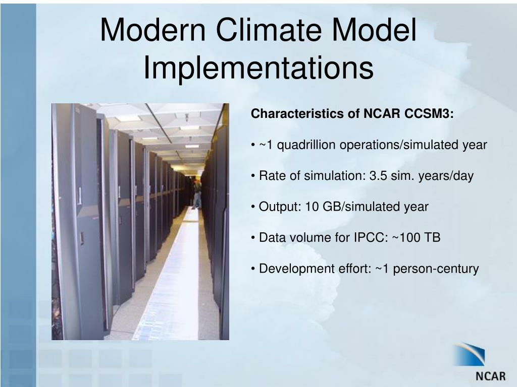 PPT - National Center for Atmospheric Research PowerPoint