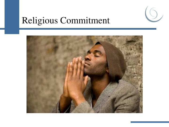 Religious Commitment