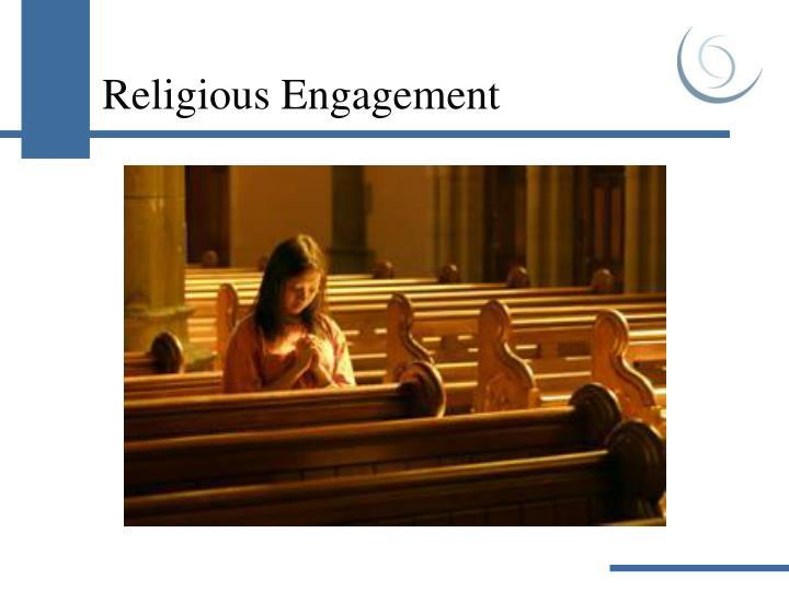 Religious Engagement
