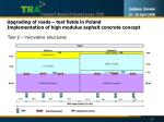 upgrading of roads test fields in poland implementation of high modulus asphalt concrete concept2