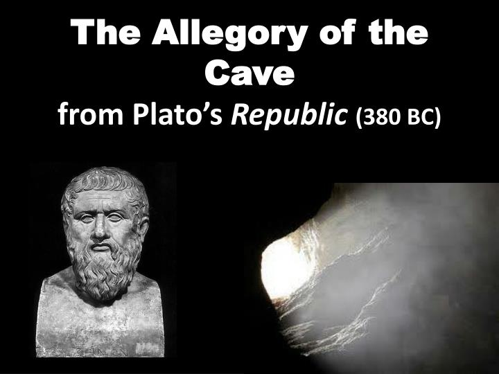 how the ideals of plato in allegory cave still remain in the society today Plato on education in his perhaps the best known aspect of plato's educational thought is his portrayal of the ideal society in the republic he set out in.