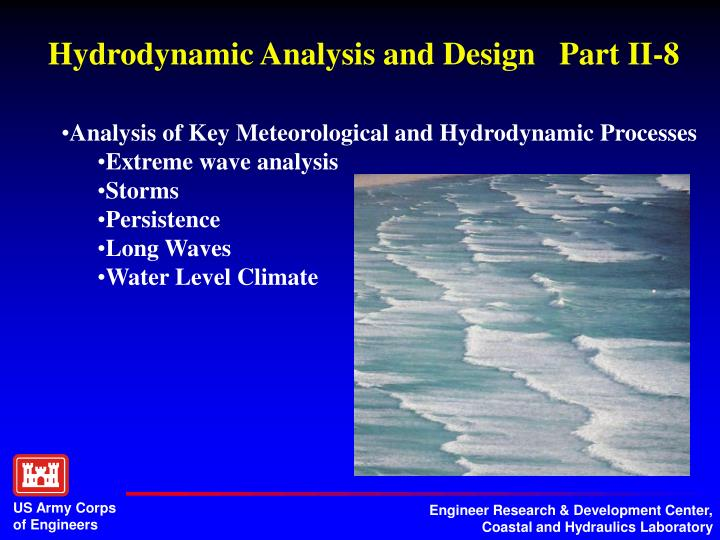 Hydrodynamic Analysis and Design   Part II-8