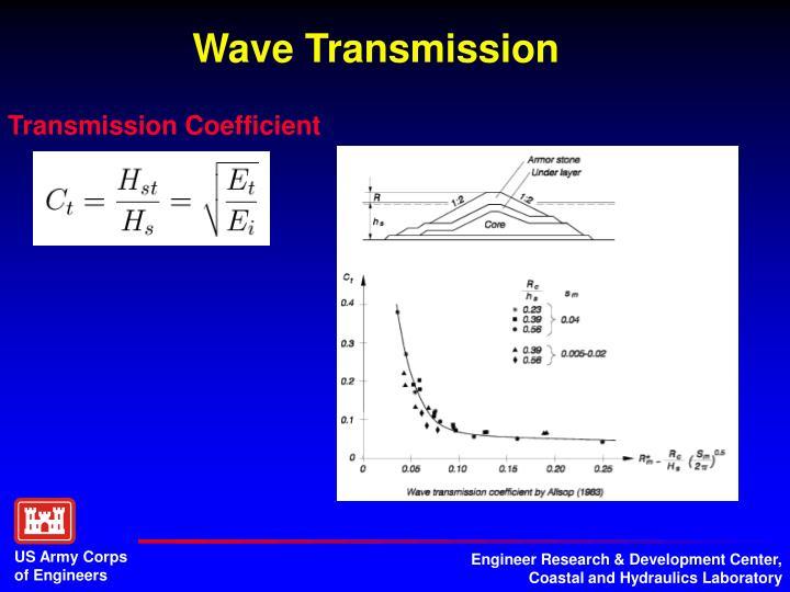 Wave Transmission