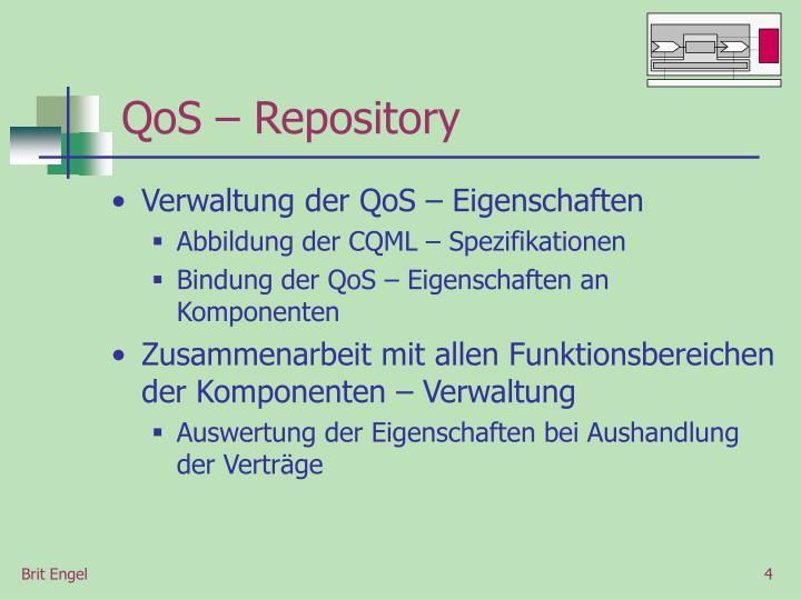 QoS – Repository