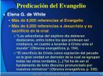 predicaci n del evangelio1