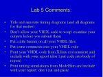 lab 5 comments1