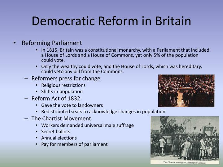 electoral reform in britain About electoral reform society the electoral reform society is an independent campaigning organisation working to champion the rights of voters and build.
