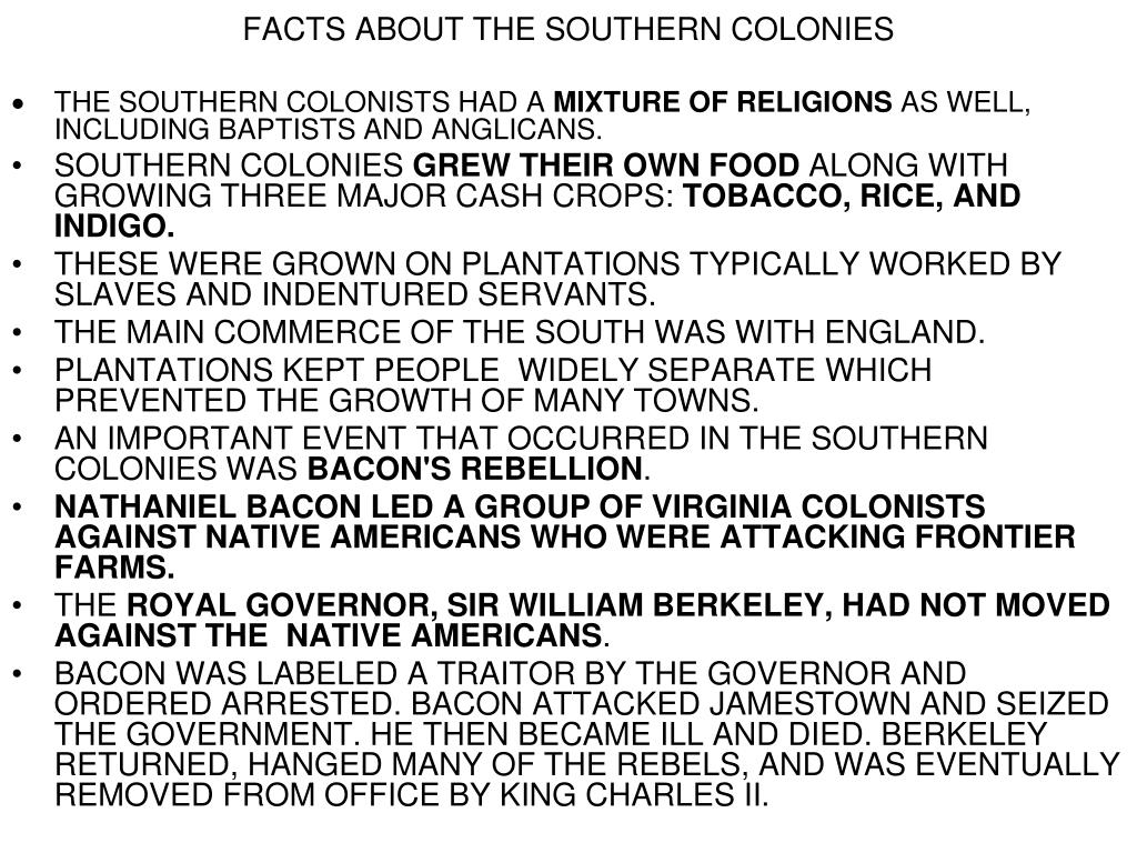 PPT - THE ORIGINAL 13 COLONIES PowerPoint Presentation ...