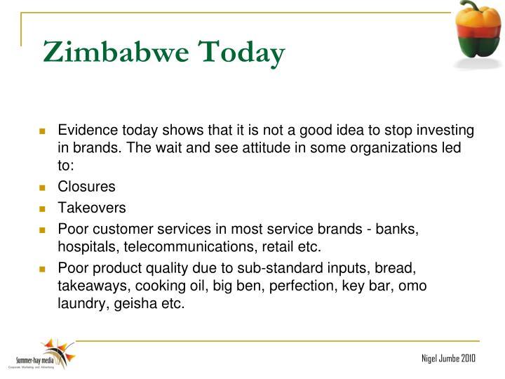 Zimbabwe Today