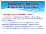 comprendre l ordre des infirmiers en 5 questions1