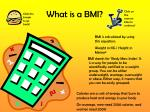 what is a bmi