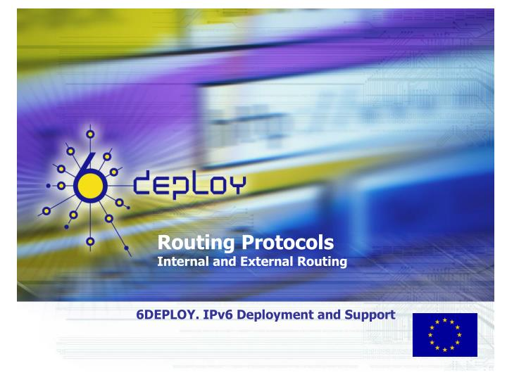 PPT - Routing Protocols Internal and External Routing PowerPoint