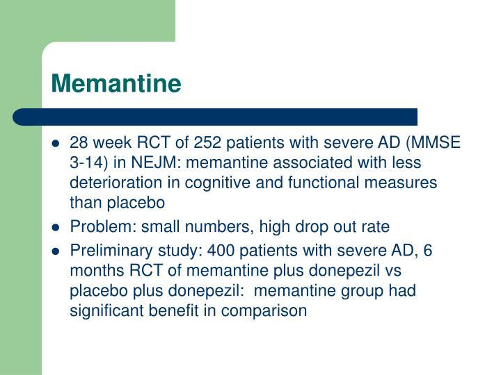Memantine