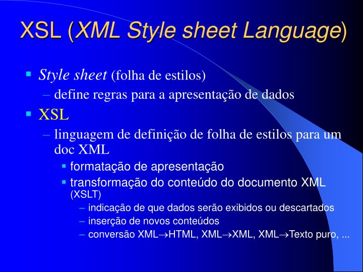 XSL (