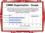 cmmi organization scope1
