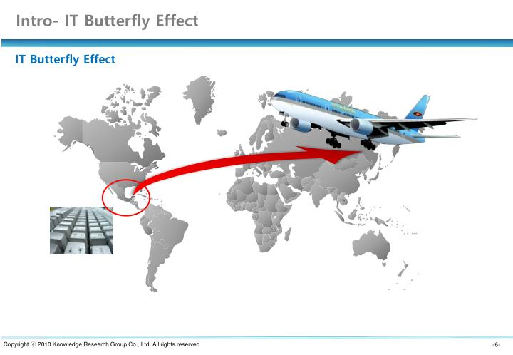 Intro- IT Butterfly Effect