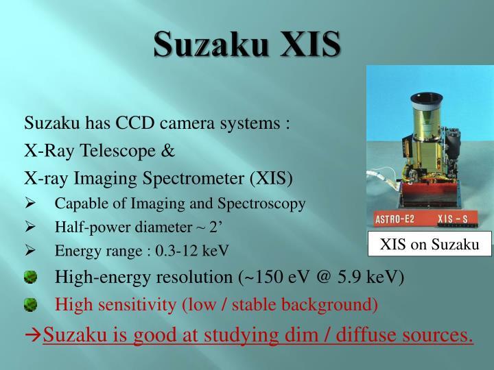 Suzaku XIS