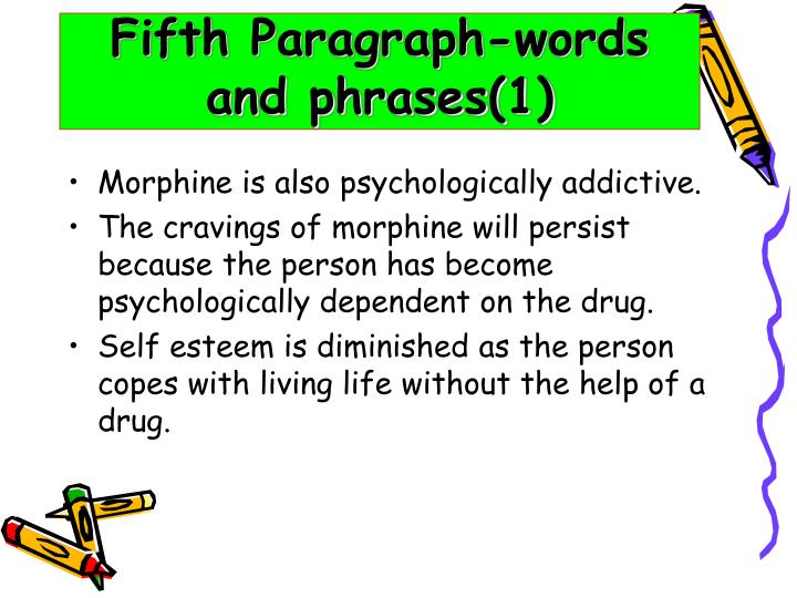 Fifth Paragraph-words and phrases(1)