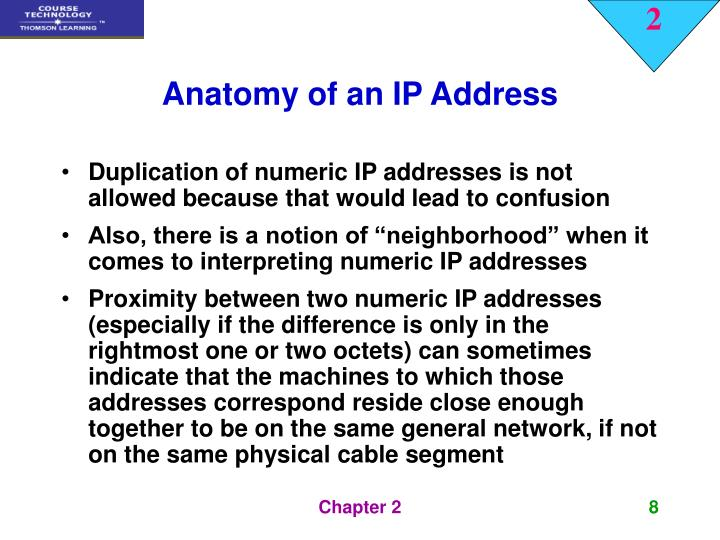 PPT - IP Addressing and Related Topics PowerPoint Presentation - ID ...