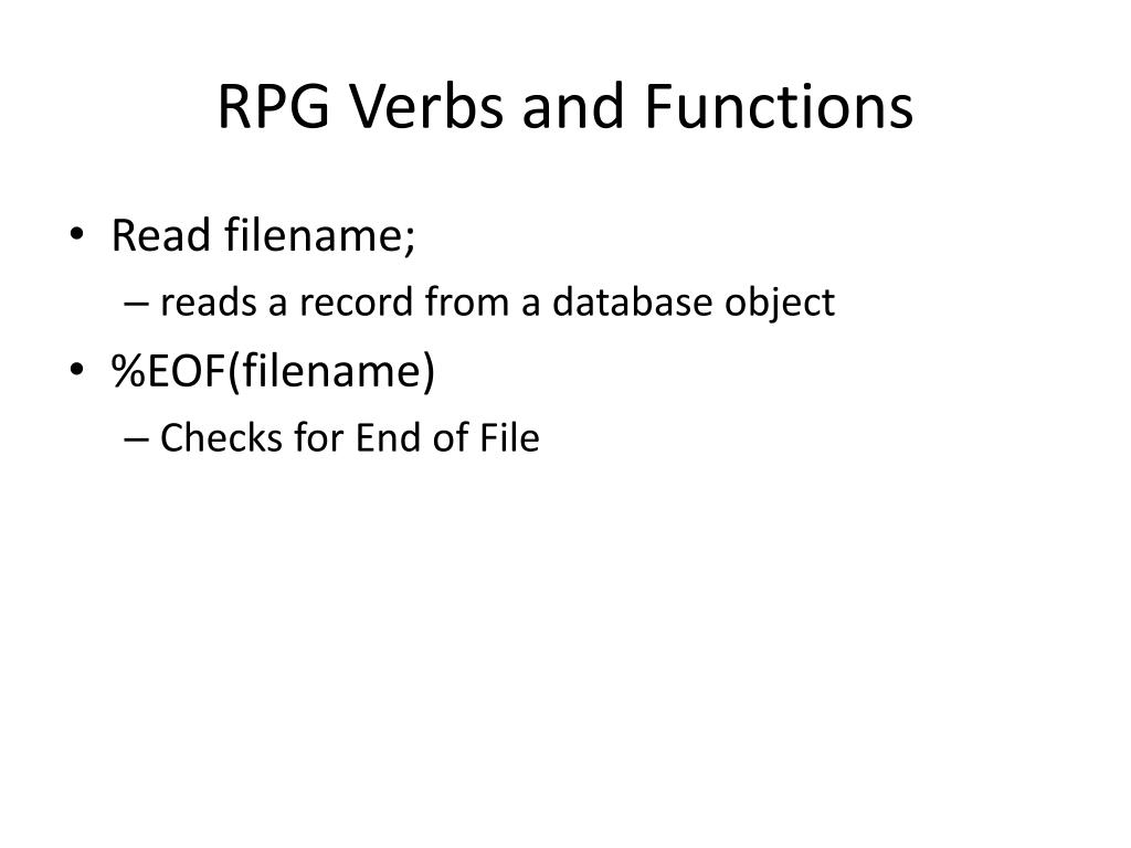 PPT - Using Display files in CLLE and RPGLE PowerPoint