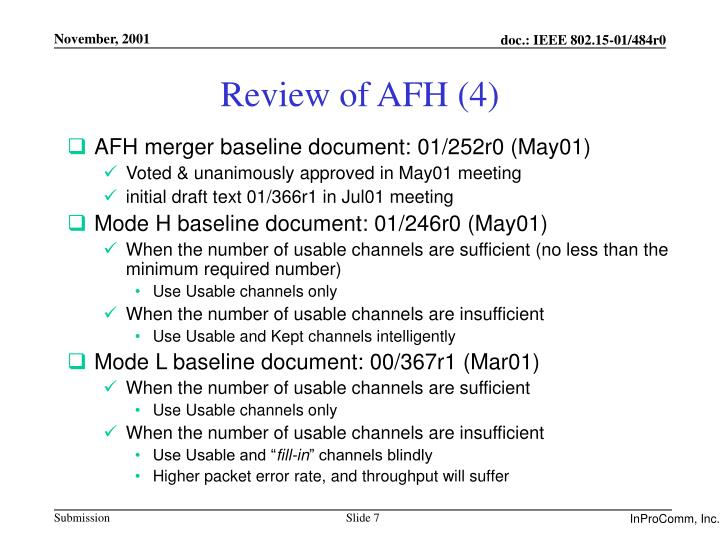Review of AFH (4)