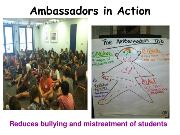 Ambassadors in Action