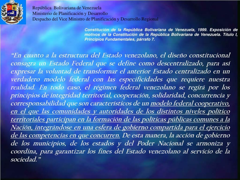 Ppt Los Consejos Comunales En El Sistema Nacional De