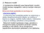 3 relacioni model