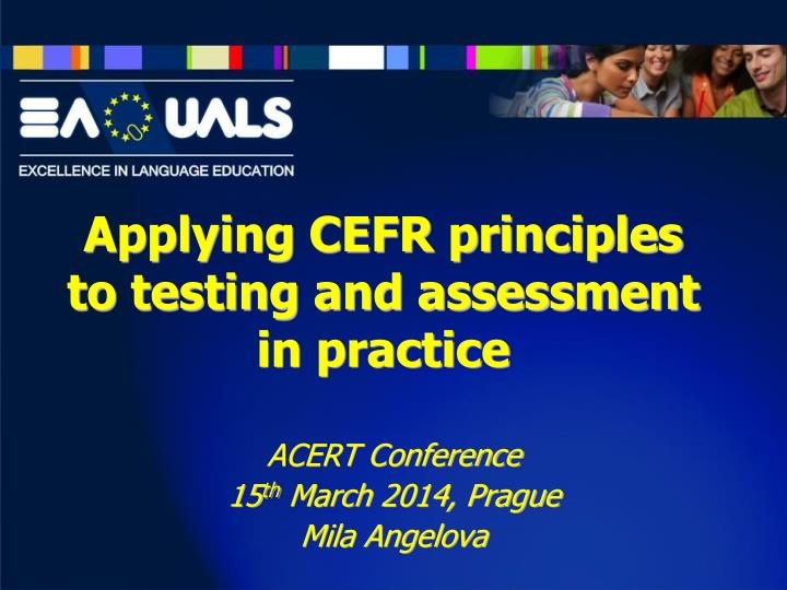 understanding principles and practices in assessments The qa level 3 award in understanding the principles and practices of assessment (rqf) is ideal for those who are looking for an introduction to the principles and practices of qualification assessment.