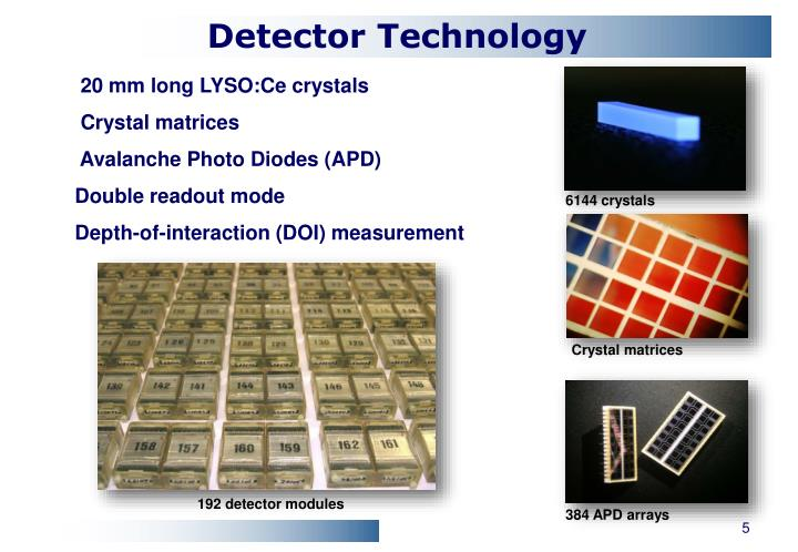 Detector Technology