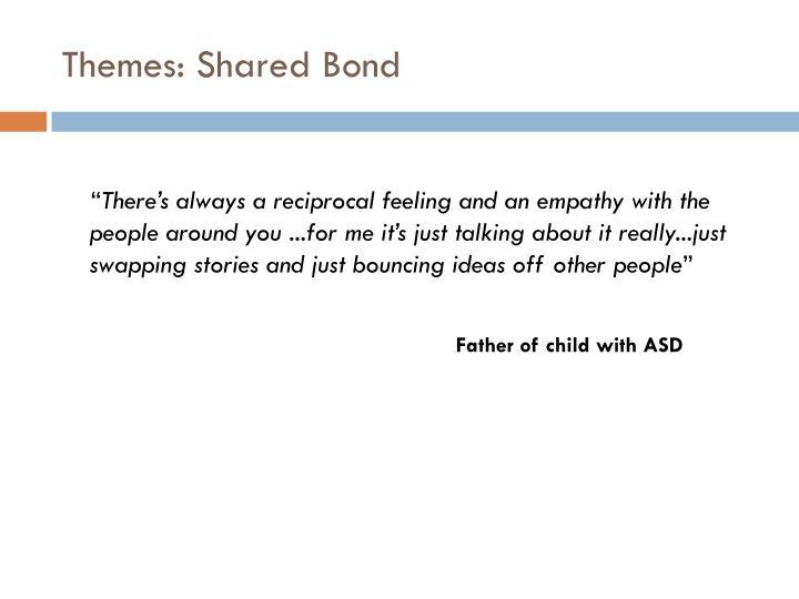 Themes: Shared Bond