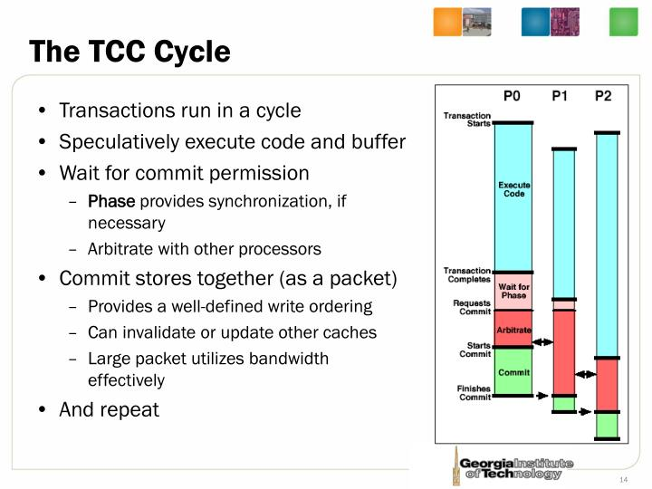 The TCC Cycle