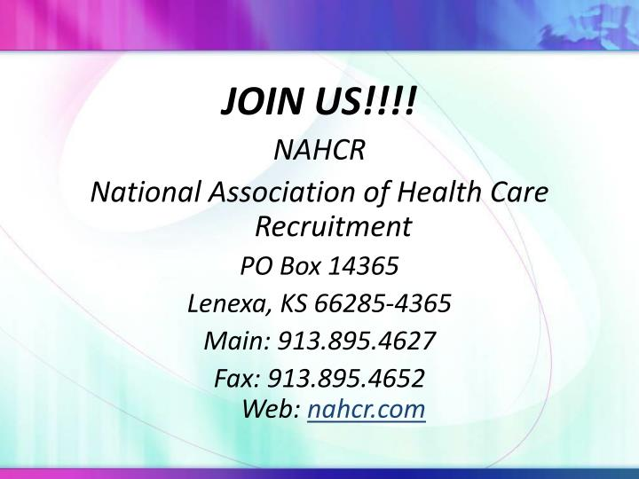 JOIN US!!!!