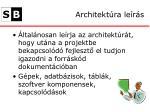 architekt ra le r s