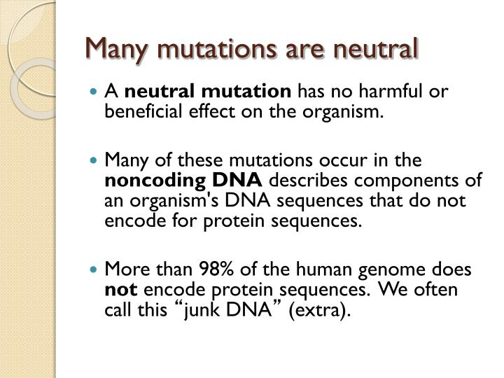 Ppt Mutations Powerpoint Presentation Id3749401