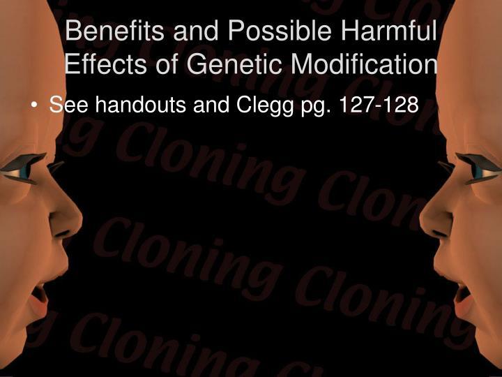50 harmful effects of genetically modified