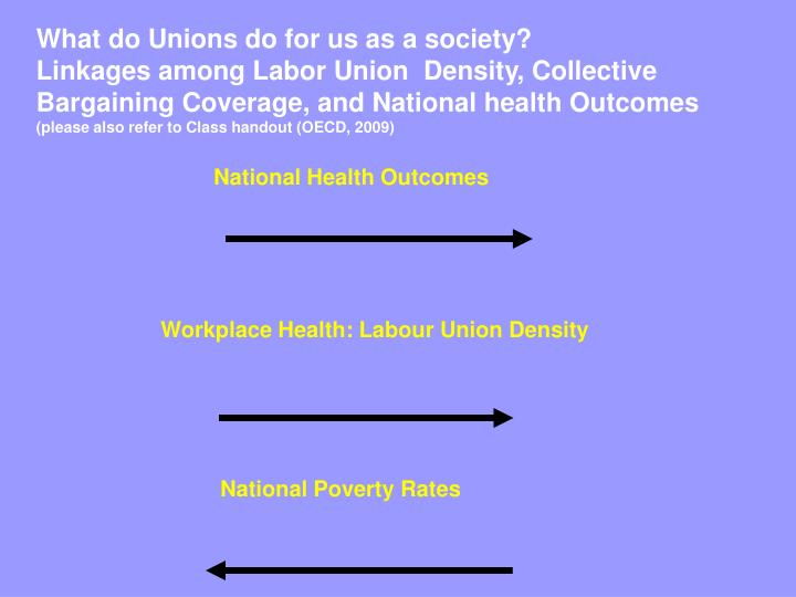 workforce diversity labor unions and collective We recognize and respect our employees' right to join a union and engage in collective bargaining without interference or fear of retaliation, and we work to build productive relationships with our employees and the organizations they choose to represent them.