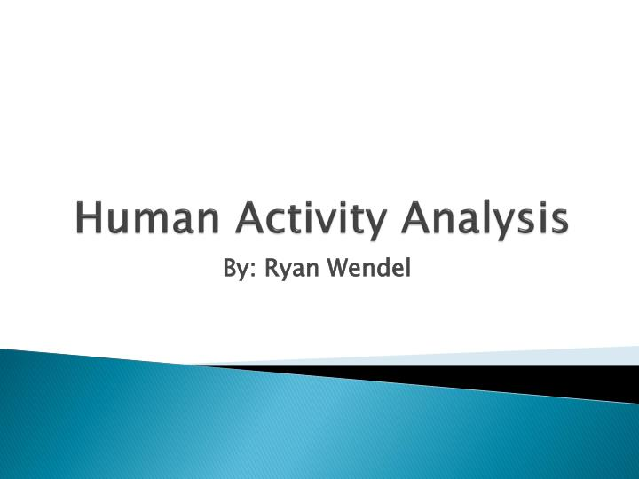 an analysis of human maturity Abstract based on a literature review from english language journals related to the field of human resource development (hrd), the conceptual framework for this study was derived from the models developed by american society for training and development (astd) for hrd practice.