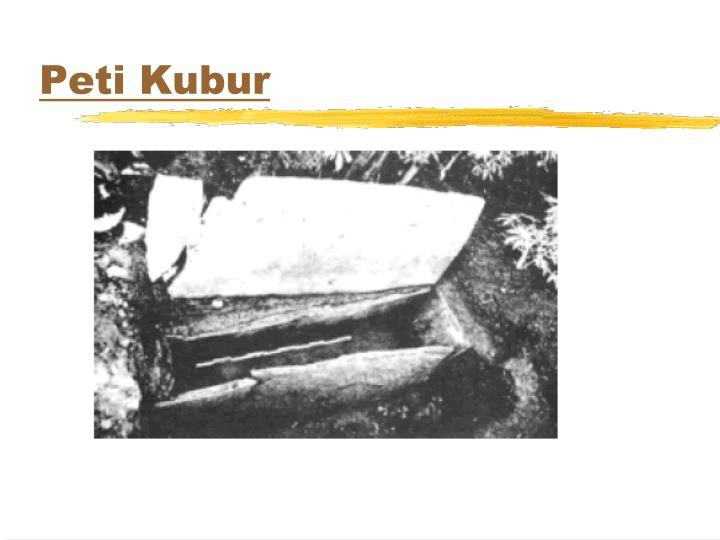 Peti Kubur