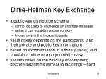diffie hellman key exchange1