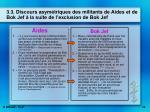 3 3 discours asym triques des militants de aides et de bok jef la suite de l exclusion de bok jef