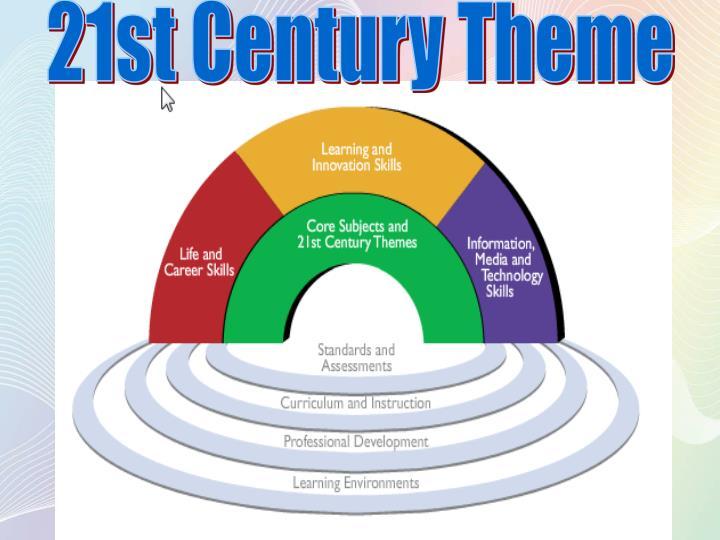 21st Century Theme