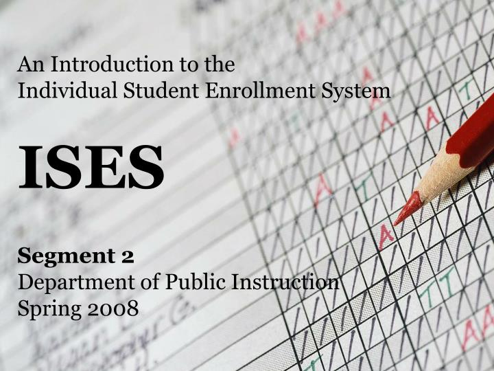 detail implementation plan for enrollment system Appendix c: example implementation plan the ed attending staff had to familiarize themselves with the protocol and the details outlining the system analyst.