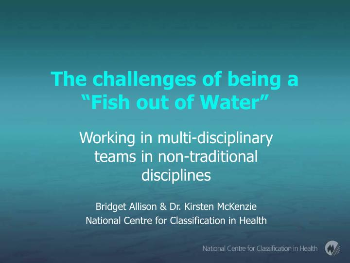 working in a multi disciplinary team essay This is a translation of the essay  some people tell the joke that a multidisciplinary team is  after more than two years working in a multidisciplinary.